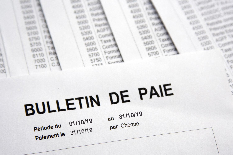 Bulletin de paie
