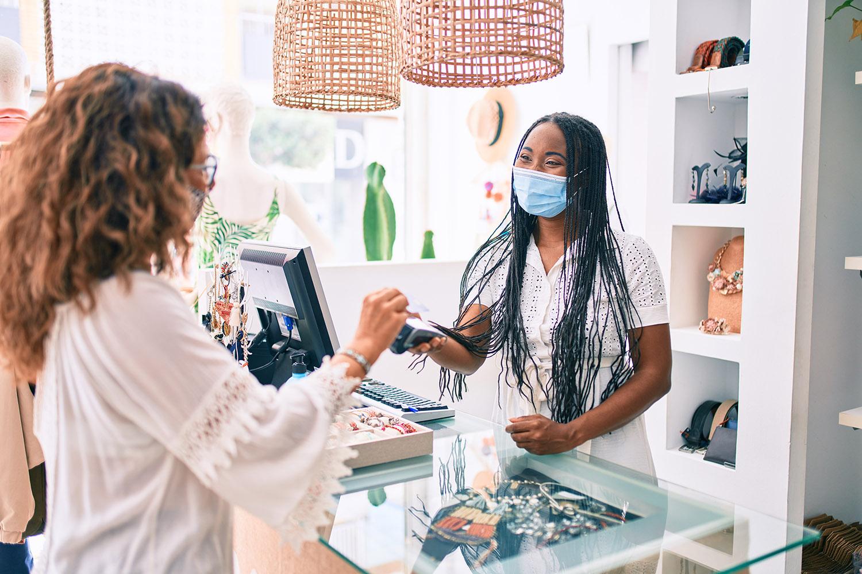 Crise sanitaire et nouveaux comportements d'achat : les commerces doivent s'adapter !